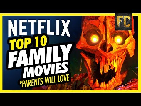 Top 10 Family Movies on Netflix Parents Will Love  Best Movies on Netflix  Flick Connection