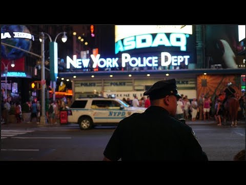 New York City Police Department HD video | 2017
