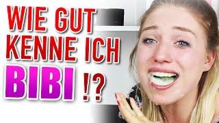 Wie gut kenne ich BIBI ?? 😱 (Quiz)