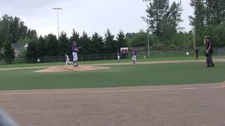 Nate Clow Baseball 2018 - Home Run in High School State Playoffs