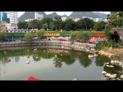 Let's Tour Guangxi, China! - Day 3, Part 3 - Hezhou City, Day And Night!