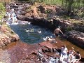 Litchfield National Park  (Northern Territory) - Buley Rockholes  (Upper Pools)