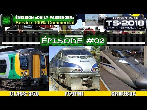 "[LCDG-TV France] Emission ""Daily Passenger"" #2"