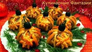 Потрясающее горячее блюдо к Новому году! Праздничные рецепты!