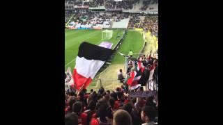 Nantes Rennes 2014/2015 RCK91 Avant-match