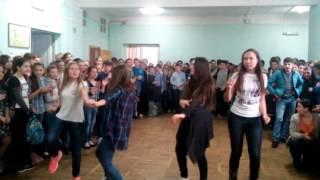 танцевальная перемена в школе # 84