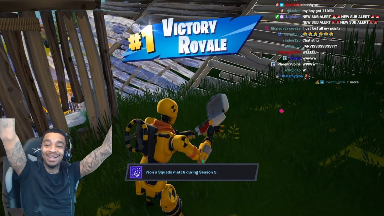 Download FlightReacts Carries his Teammates to BACK TO BACK WINS on Chapter 2 Season 5 Fortnite!