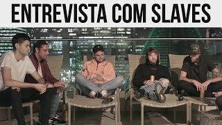 SLAVES CONTAM O QUE ESPERAM DO BRASIL I Entrevista RIFF mp3