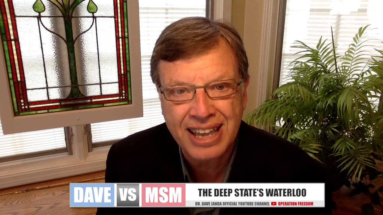 Dave vs MSM: The Deep State's Waterloo