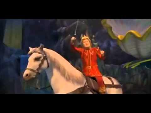 Shrek 3 - La Comédie musicale - Mélodie Bocquet et Jérémy Quessada  - Cover