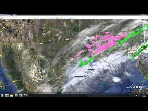San Antonio Texas Local Weather Report Winter Weather Advisory