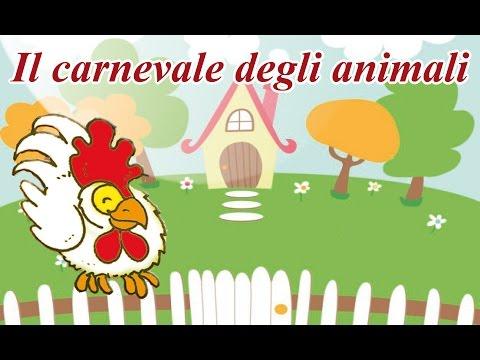 Il carnevale degli animali - Canzoni per bambini di Mela Music