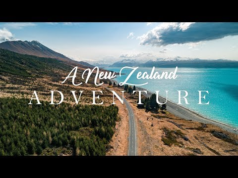 A Travel Film in New Zealand