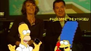 Les voix françaises de Homer et Marge