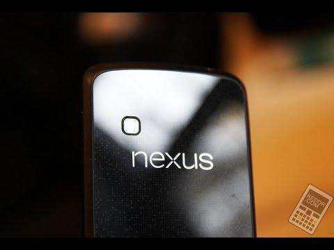 Обзор LG Nexus 4 E960