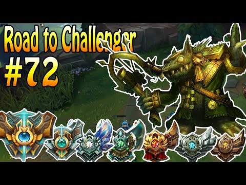 Twitch Jungle - Spontanes Ranked - Road to Challenger #72 | MrMaikAp