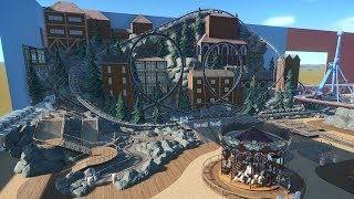 Let's Play Planet Coaster - Indoor  Theme Park - Episode 2