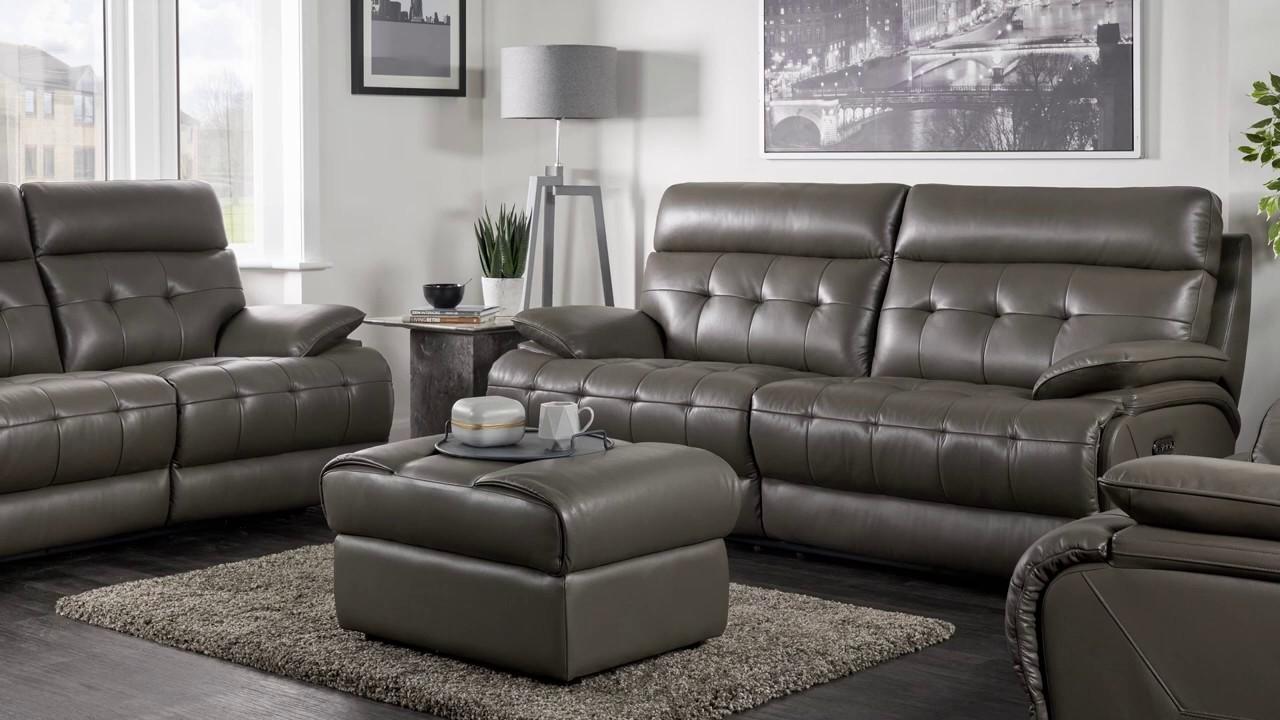La Z Boy Knoxville 3 Seater Static Sofa