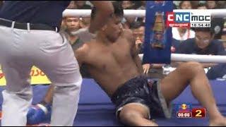 Chey Sineth vs Phan Ras, Khmer Boxing CNC 20 Jan 2018