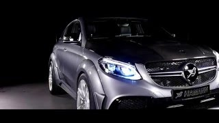 видео Тюнинг Mercedes GLE-coupe