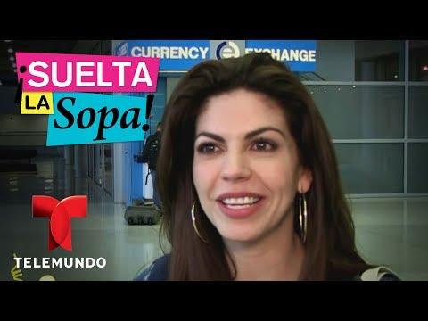 África Zavala defendió a Eduardo Yáñez de acusaciones de su hijo | Suelta La Sopa | Entretenimiento