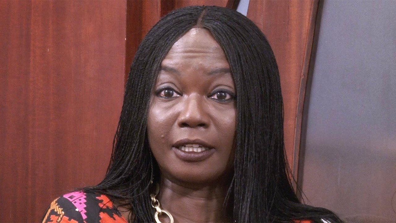 Mrs. Aisha Muhammed Oyebode. Photo: YouTube