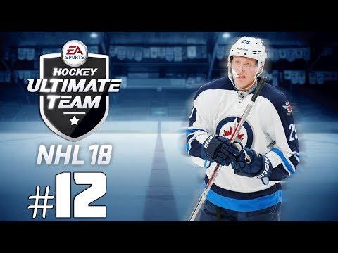 NHL 18 HUT: Team uptade & TOTW PULL! #12 | (QC,FR)