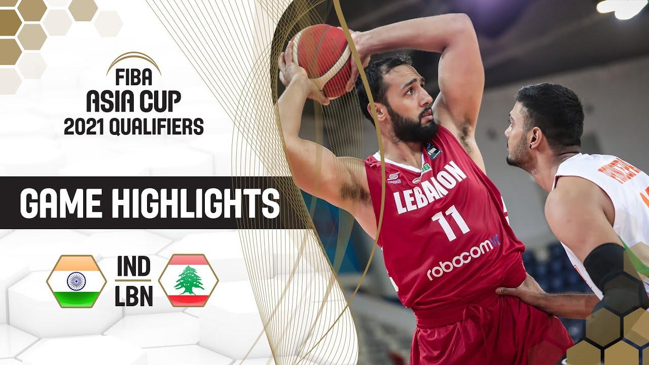 India - Lebanon   Highlights