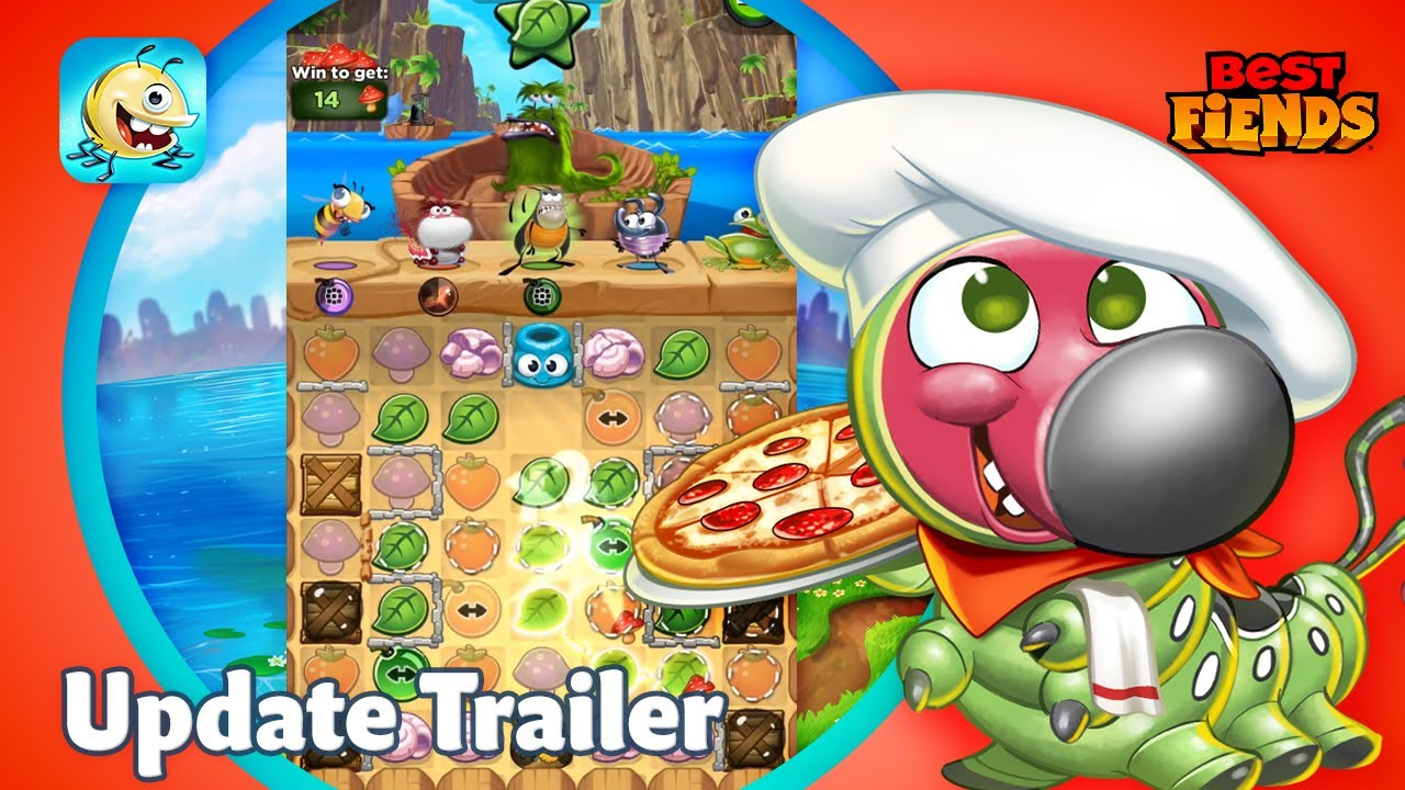 Get a PIZZA the Fun With This NEW Update!