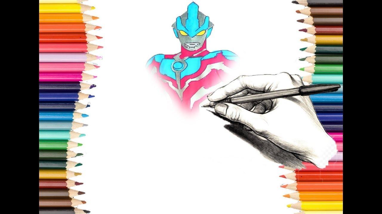 Mewarnai Geed Ginga Orb The Best Off Ultraman Episode 1