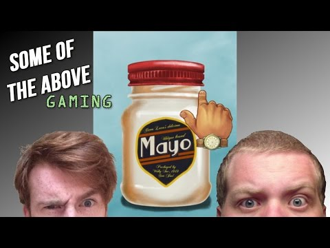 My Name is Mayo - Changeable Condiment