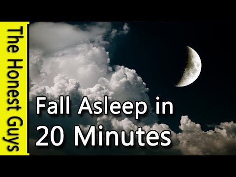 "GUIDED SLEEP MEDITATION ""Windsong"" Insomnia Relief"