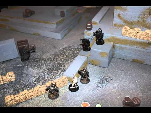 Infinity Metros vs Knightly Orders 200 pts, 11/28/2012