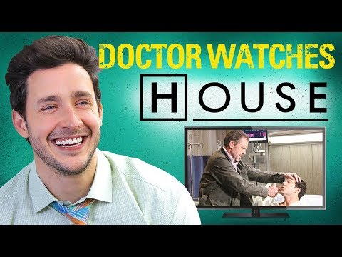 Real Doctor Reacts to HOUSE M.D.   Medical Drama Review   Doctor Mike