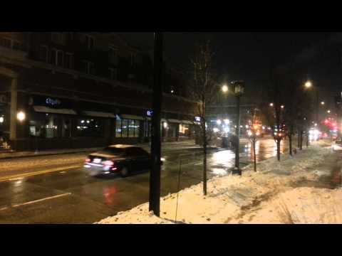2013 City Snow Removal Perfection - Chicago's Northern Suburbs: Deerfield, IL