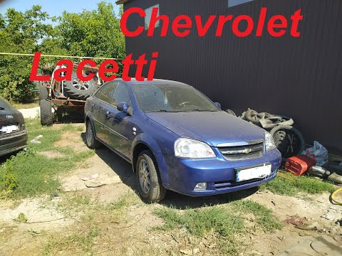 Chevrolet Lacetti НЕЛЬЗЯ МЕНЯТЬ КРЫШКИ РАСПРЕДВАЛОВ/ Промывка двигателя