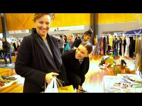 Wardrobe Warriors - Australia's fashion market with heart