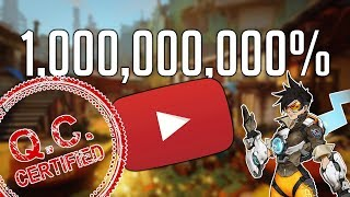 one billion percent youtube - Overwatch