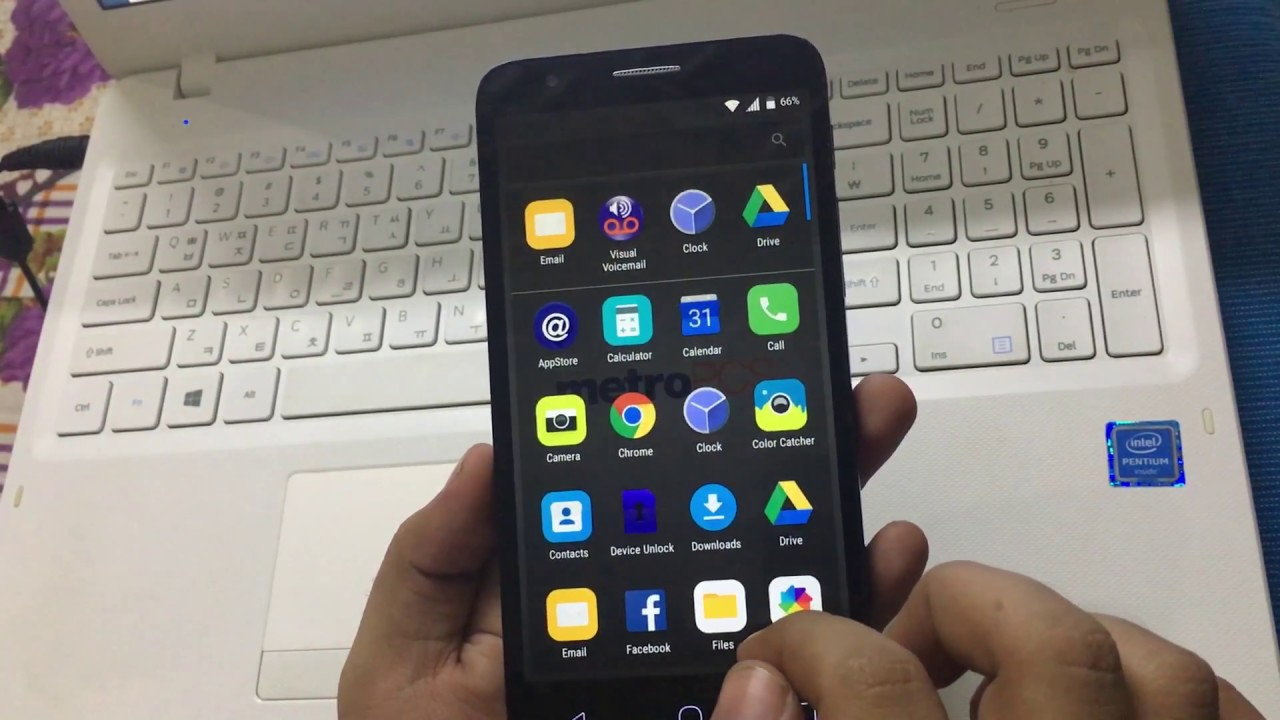 Alcatel Fierce 4 Android Nougat Videos - Waoweo