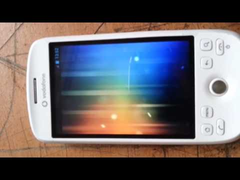 HTC Magic Android 4.0.2 BananaSandwitch Tutorial