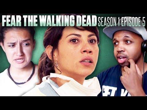 Fans React To Fear The Walking Dead Season 1 Episode 5: