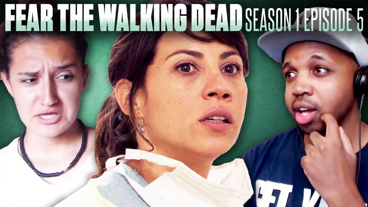 "Download Fans React To Fear the Walking Dead Season 1 Episode 5: ""Cobalt"""