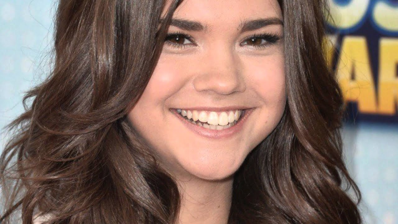 Maia Mitchell Topless. Leaked