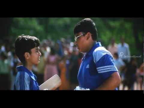 Kannadi Pookkal - Master Ashwin wins the Match