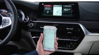 Pair Your iPhone And Enable Apple CarPlay | BMW Genius How-To thumbnail
