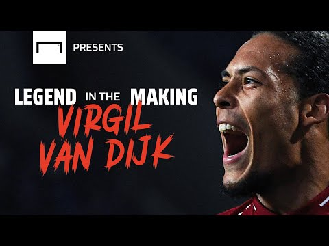Virgil van Dijk: A Liverpool legend in the making