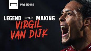 Virgil van Dijk A Liverpool legend in the making