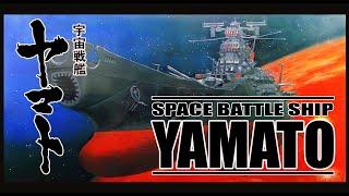 SPACE BATTLESHIP YAMATO 1/350 BUILD - TIME LAPSE