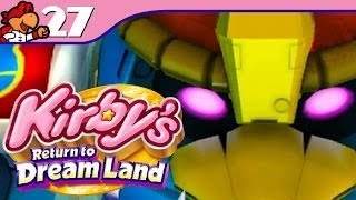 Kirby's Return to Dream Land - 27 - Scope Shot (4 Player)