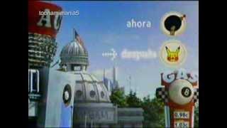 Cartoon Network LATAM - Tanda comercial (febrero 2009) 8
